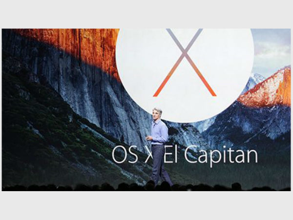 Apple Announces successor to Yosemite: Mac OS X El Capitan
