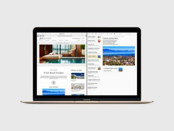 Apple Announces successor to Yosemite: Mac OS X El Capitan