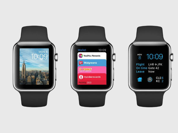 Apple Announces watchOS 2 for Apple Watch with New Features