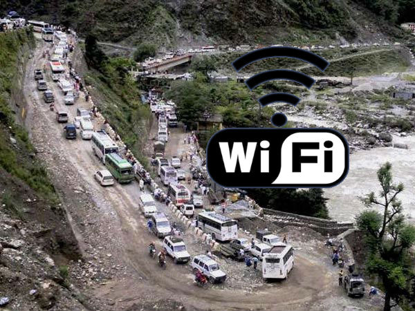 Internet Network Strengthened on Kedarnath Yatra route