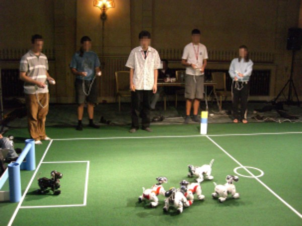 Using video Game to Train Robots