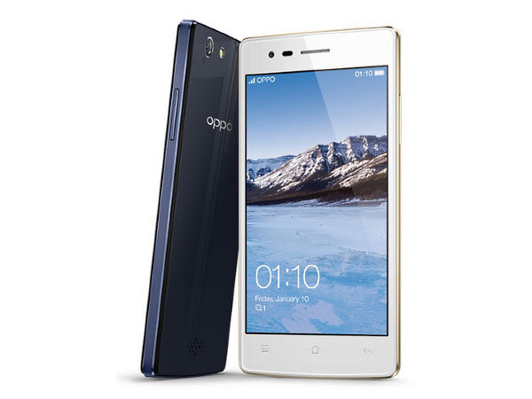 Oppo Unveils Two New Smartphones with Quad-Core CPU