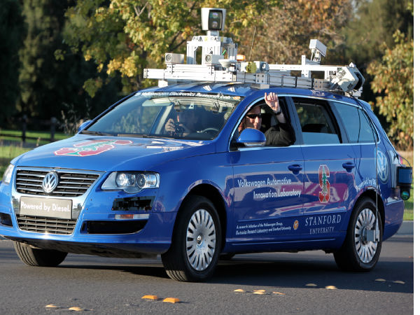 China's web giant Baidu to launch driverless car