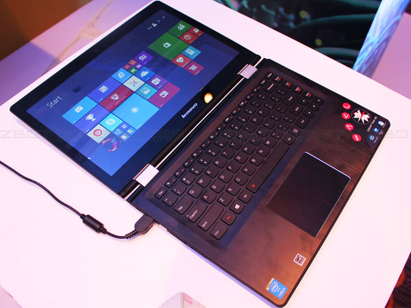 Lenovo's New MacBook Air Rival: Yoga 300 and Yoga 500 Launched