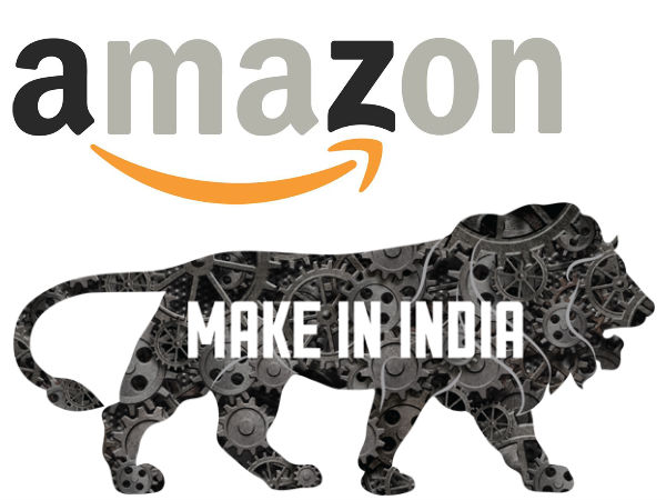 """Make in India"" and Sell Globally with Amazon"