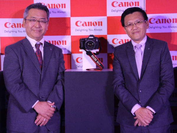 Now the World's Highest Resolution DSLR Camera from Canon is Official