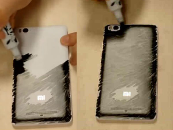 Xiaomi Mi 4i dark color variant to be unveiled later today!