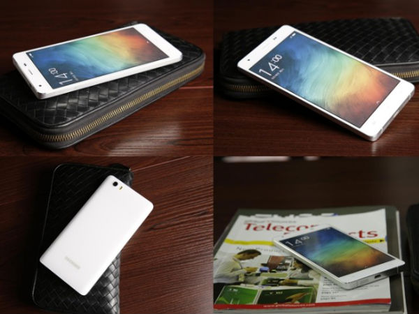 China's Doogee to Release S6000 Smartphone with 6000mAh Battery