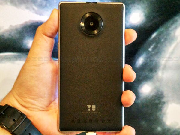 Yu Yuphoria Goes on Flash Sale on Amazon India at 2PM