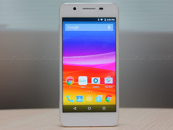 Micromax Canvas Knight 2 vs Xiaomi Mi 4i vs Samsung Galaxy E5