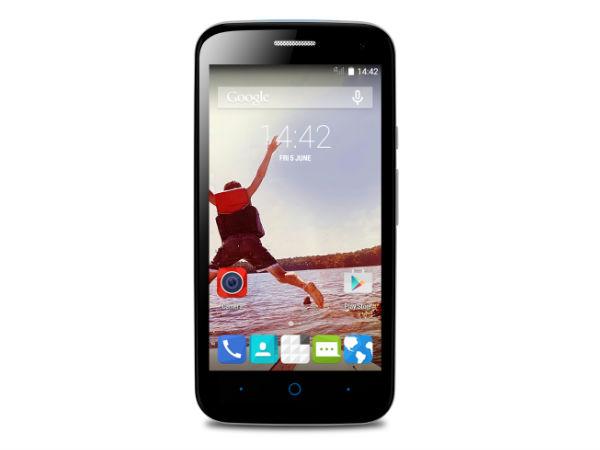 ZTE Blade Qlux toughens budget 4G-smartphone war in India