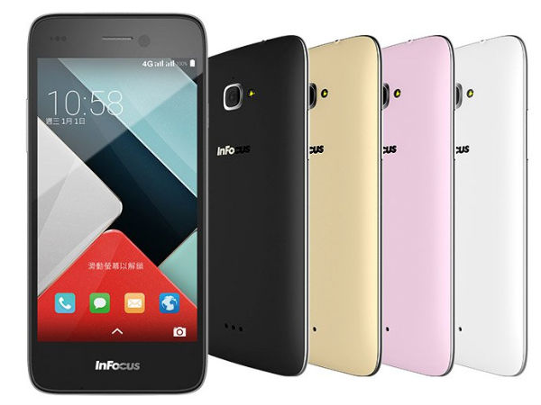 In focus M350 with 5-inch display, 4G up for registration
