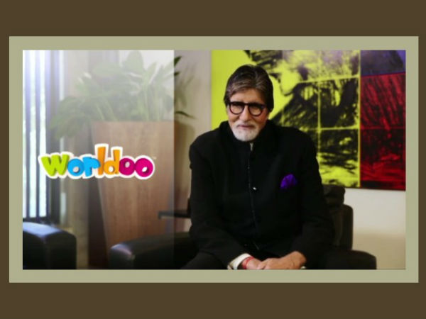 Big B unveils online ecosystem for children