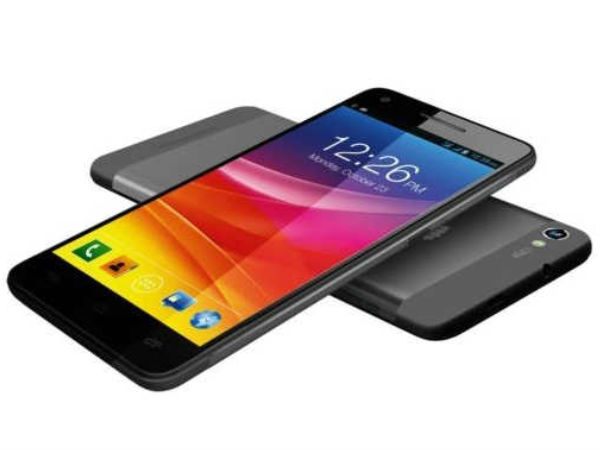 Micromax Launches Canvas Hue 2 with Octa-Core SoC, 5MP Selfie Shooter