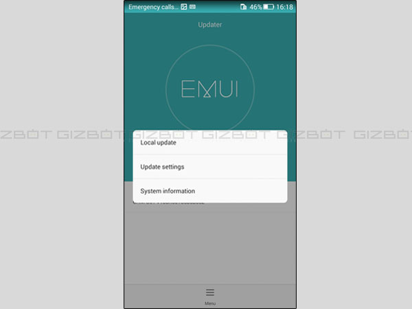 How to Flash Huawei Smartphones with Stock ROM using microSD