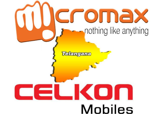 Celkon, Micromax to open manufacturing units in Telangana