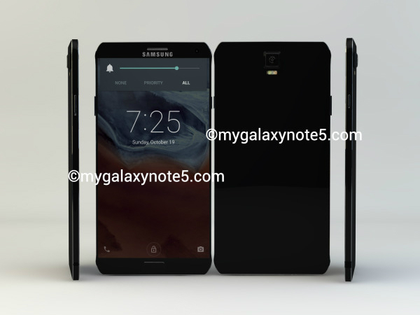 Samsung Galaxy Note Display