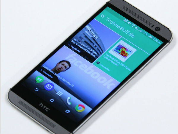 Update HTC One M8 to Android Lollipop Resurrection Remix Custom ROM