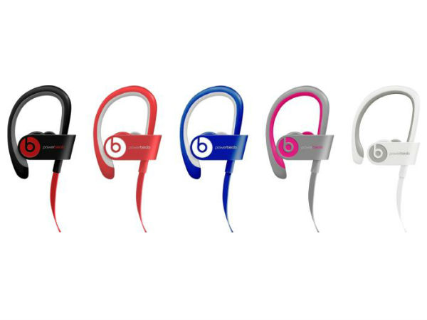 Apple Unveils Refreshed Powerbeats2 Wireless Headphones In New Colors