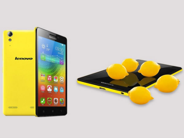 Lenovo K3 Note to Debut Indian Market Later this Month
