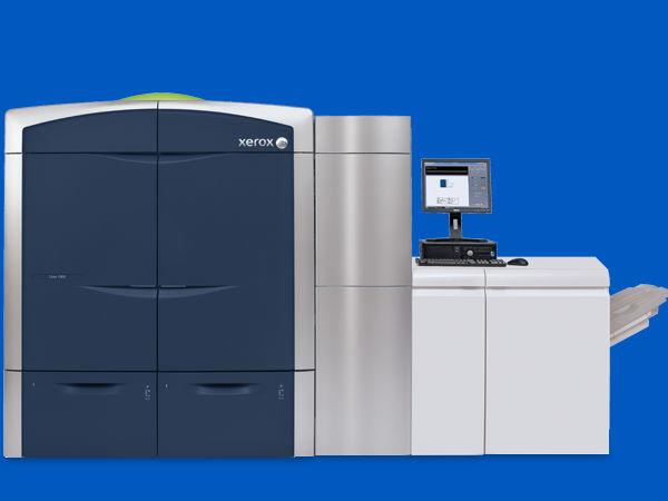 Xerox launches colour press 1000i