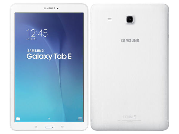 Samsung Launches New Galaxy Tab with 9.6-inch Display