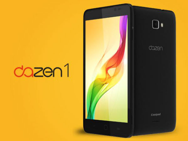 Coolpad's Dazen 1 Sold 5 Million Handsets Worldwide, Now Available