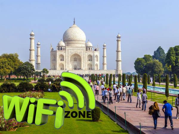 Now, click and upload pics from Taj Mahal