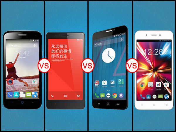 ZTE Blade Qlux to pit against Redmi 2, Moto E 4G, Yuphoria, Canvas