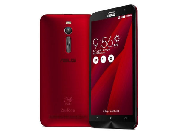 Asus ZenFone 2 with 128GB Memory Likely to Launch on Thursday