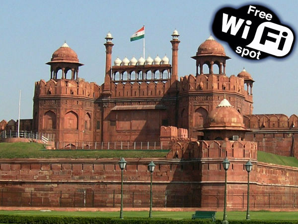 Soon free Wi-Fi at Qutub Minar, Red Fort and Humayun's tomb