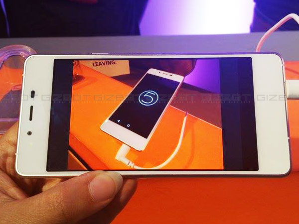 Micromax Launches Canvas Sliver 5 with 5.1mm Thickness