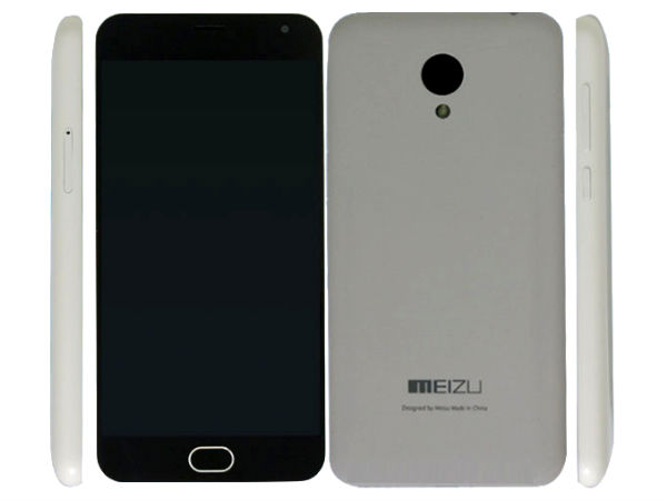 Meizu M2 with 5-inch Display, 13MP Camera Expected to be Launched