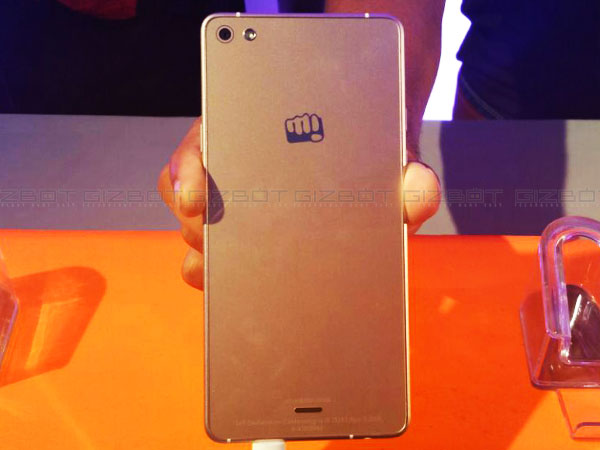 Micromax Canvas Sliver 5: Hands on