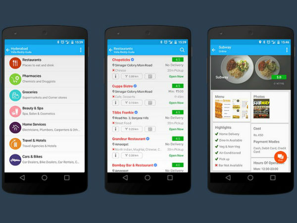 'Whizzle' mobile ordering app launched in Hyderabad