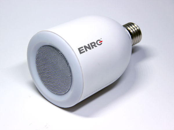 Now Gift ENRG EMIT Music Bulbs to Your Dad on Father's Day
