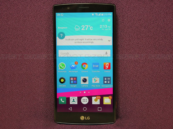 How To Install TWRP Touch Recovery on LG G4