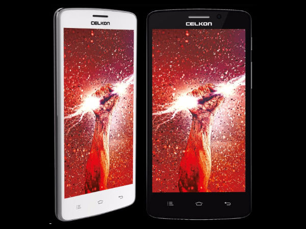 Celkon Millennia Q5K Power with 5-inch Display, Quad-Core CPU Launched
