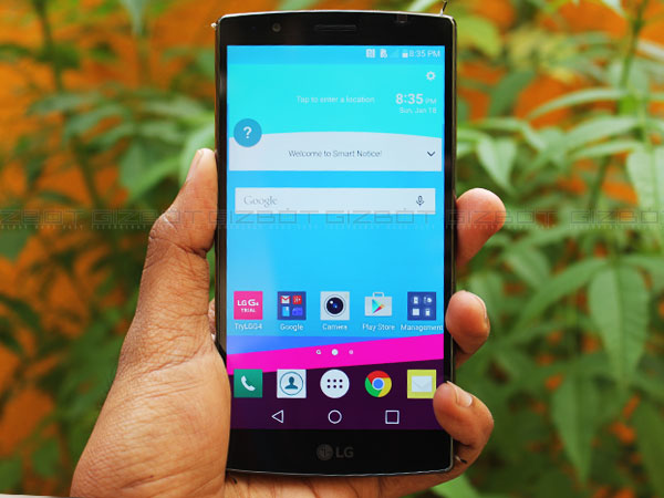 LG G4 First Impression