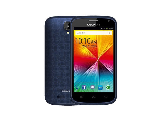 Celkon Campus A402 and A407 with 4-inch Display, Dual SIM Listed