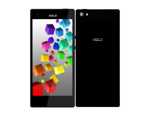 Xolo Cube 5.0 with Dragontrail Glass, Android 5.0 Lollipop Launched
