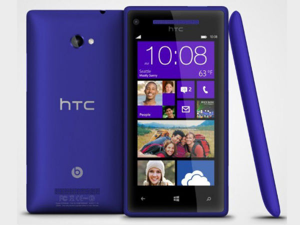 HTC 8X Tipped To Get Windows 10 Mobile Preview