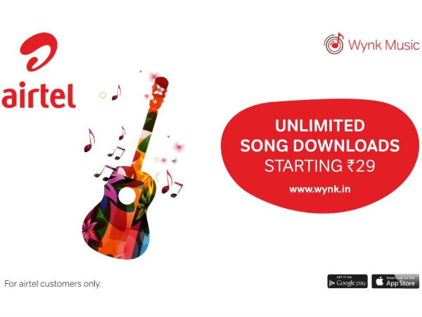 Now Celebrate World Music Day with Airtel's Wynk Music
