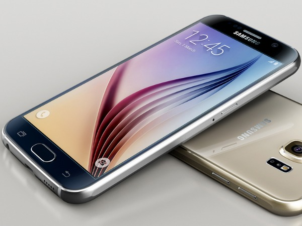 Samsung Galaxy S6 with 64 GB Internal Memory