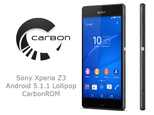 How to Update Sony Xperia Z3 to Android 5.1.1 Lollipop Custom ROM
