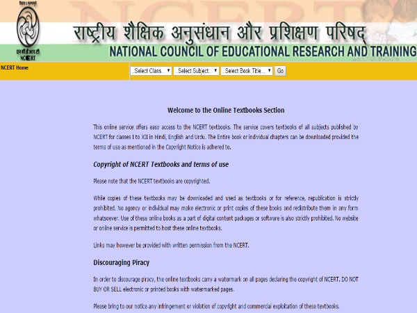 App soon for free download of NCERT books: Irani