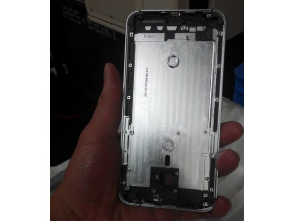 Meizu MX5 photos leaked, reveal fingerprint scanner & metal chassis