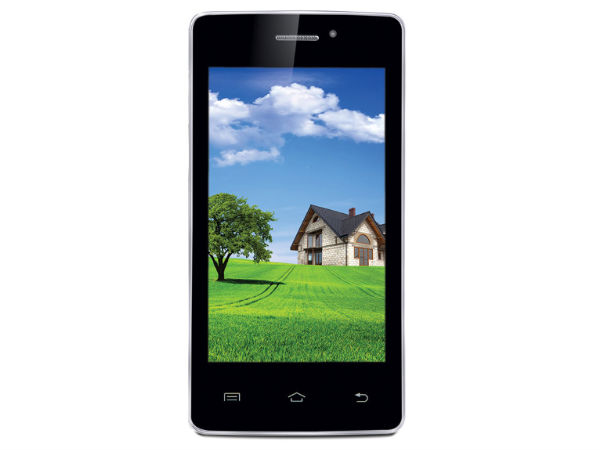 iBall Andi 4P Class X with 4-inch Display, KitKat OS Launched