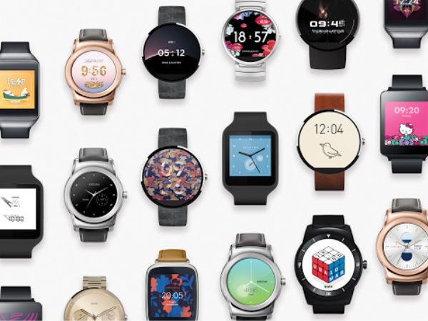Google adds 17 new Watch Faces for Android Wear