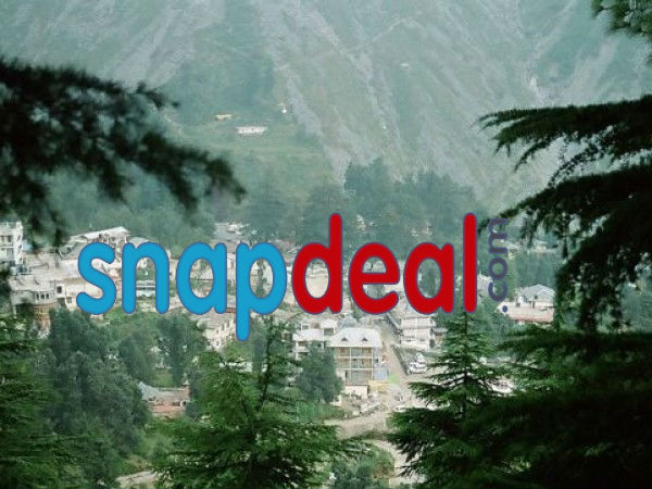 Snapdeal launches special ecommerce zone at Dharamshala